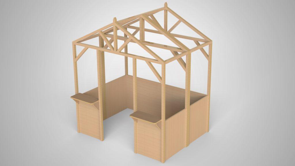 Folding House 6